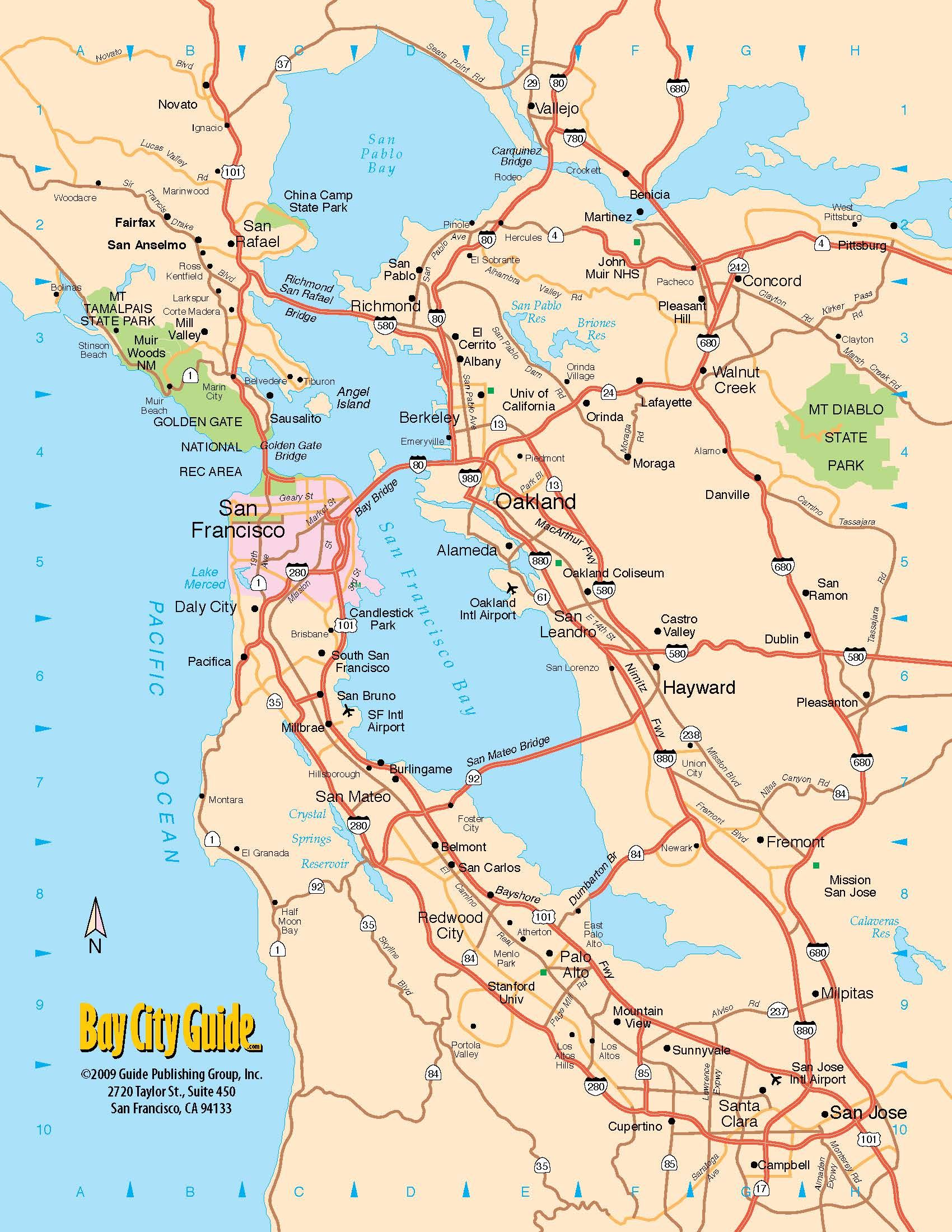0 Tourist Map San Francisco Bay Area North California Freeway System 0b Jpg 1700 2200 San Francisco Tours San Francisco California San Francisco Bay Area The bay of fundy on the eastern coast is known for having the highest tidal range in the world. pinterest