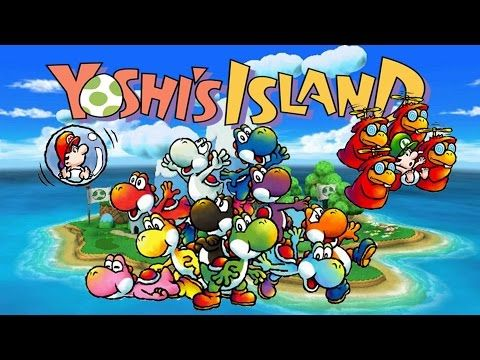 Gameplay Yohis´s Island (Game Boy Advance) - YouTube