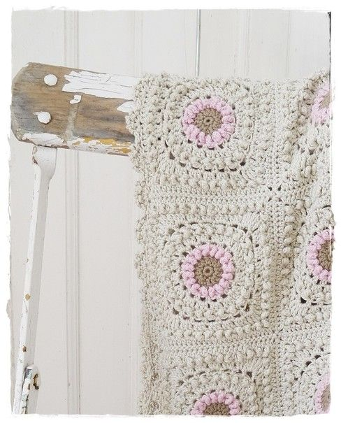Versponnenes Eine Alte Grannydecke Crochet Blankets
