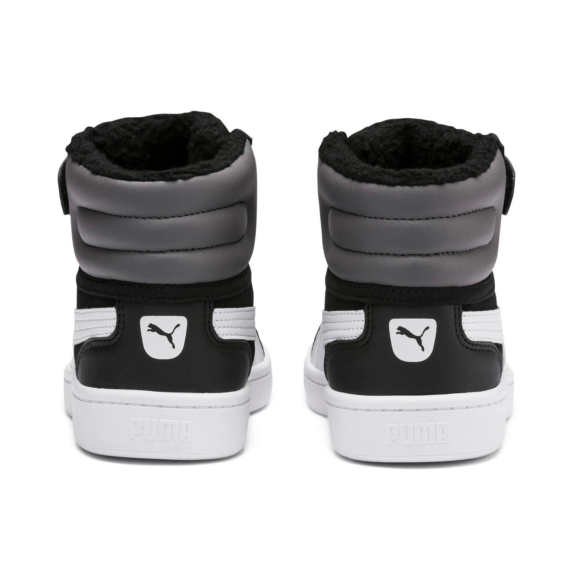 Basket Vikky v2 Mid Fur V Kids | Sneakers fashion, Elastic ...