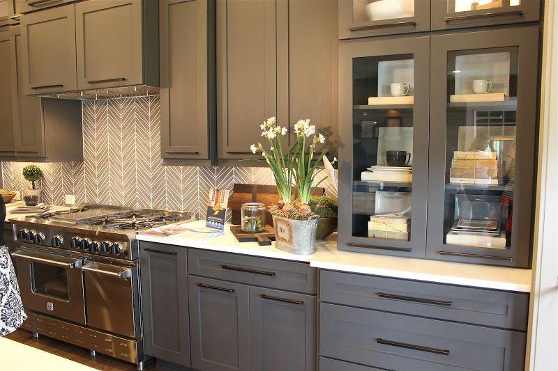 cabinet color backsplash kitchen dining color pinterest rh pinterest com