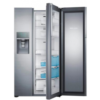 Samsung Rh29h9000sr Showcase 28 5 Cu Ft Stainless Steel Side By
