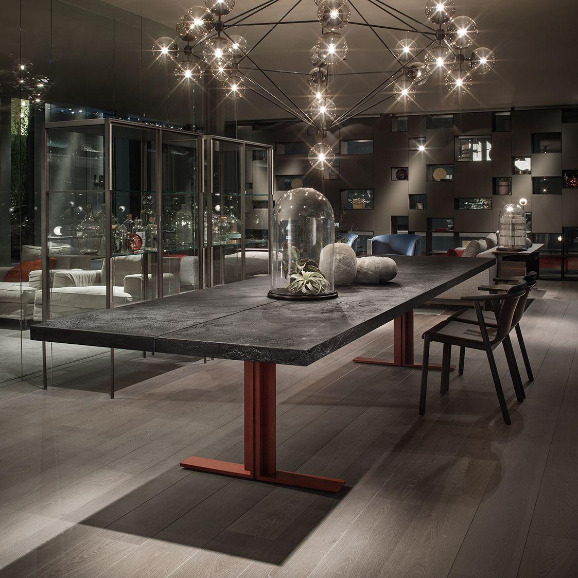 Lema Memo Table Bai Lu Chair Galerist Cabinet Z  # Muebles Lema Rosario