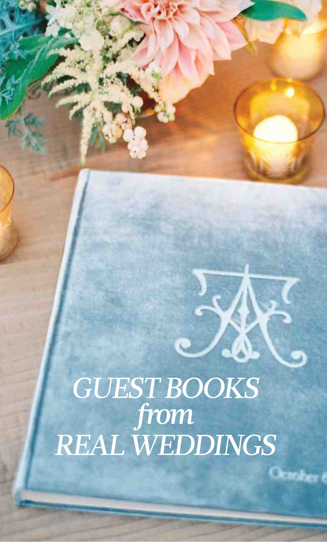 46 Guest Books from Real Weddings Wedding planner office