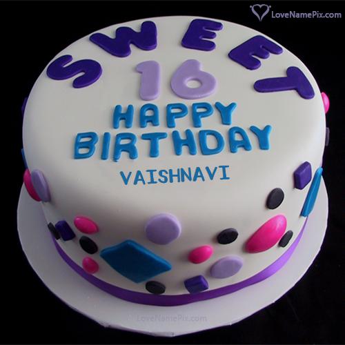 Pin By Vaishnavi On Birthday 16th Birthday Cake For Girls Girl