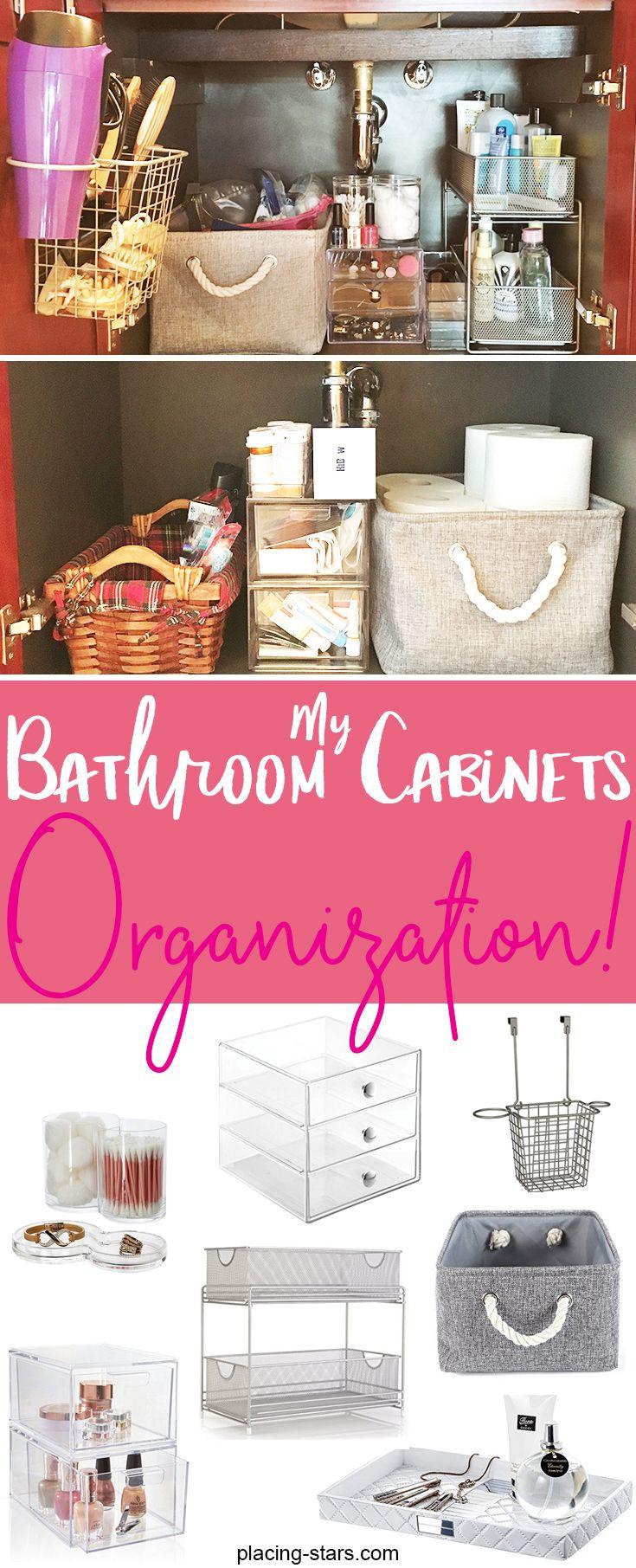 bathroom organization guide the best way to organize bathroom rh pinterest com