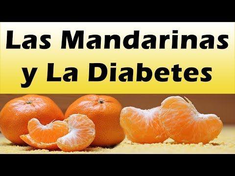 mandarina y diabetes