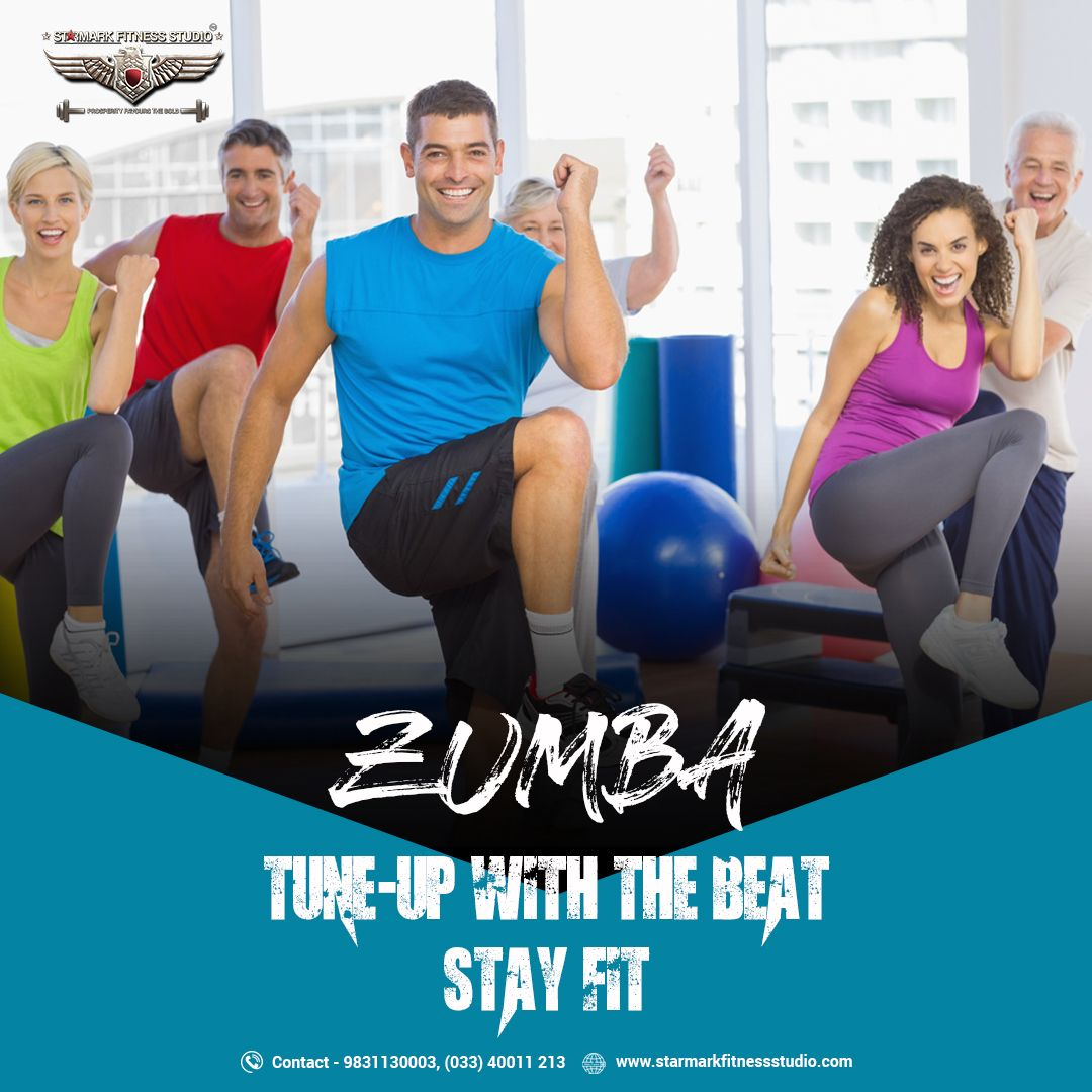 Zumba Tune Up With The Beat Stay Fit Best Gym Fitness Studio Fun Workouts