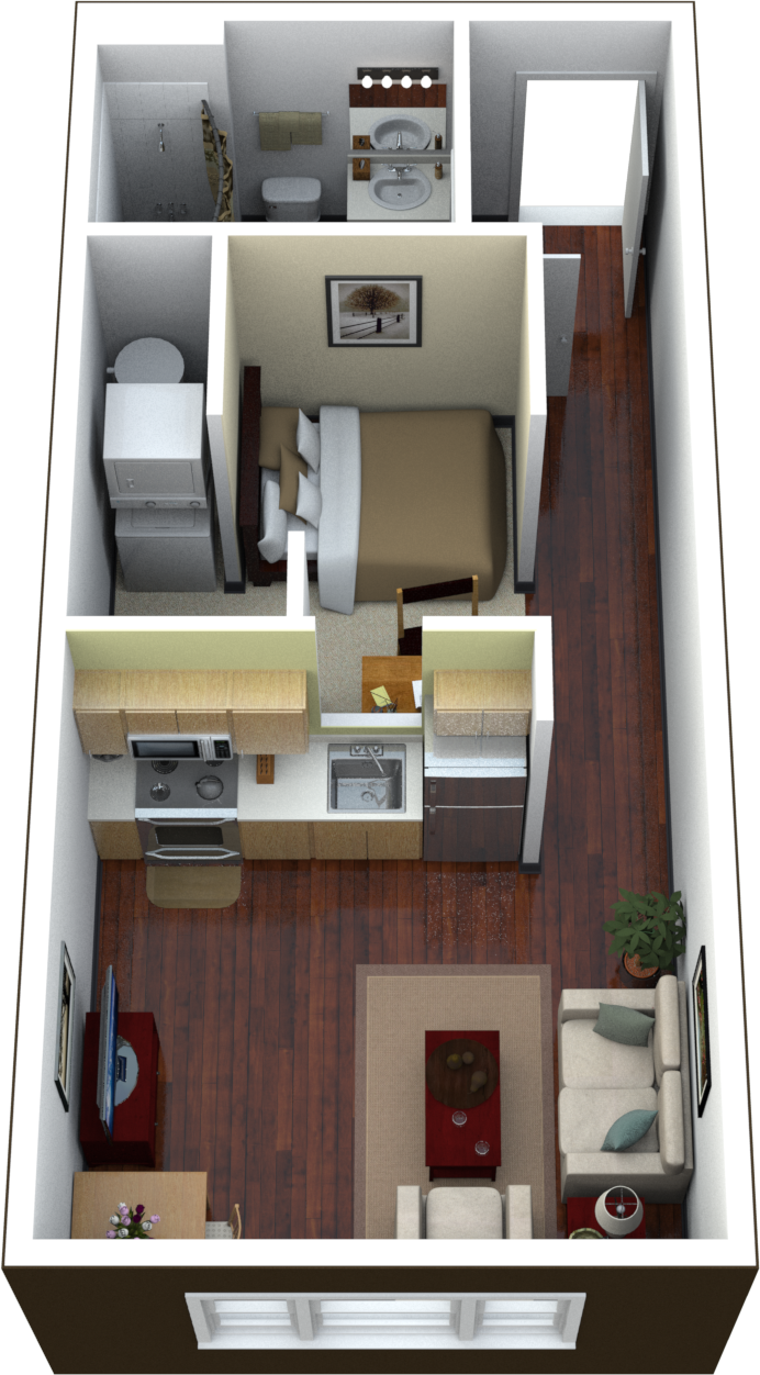 Why wouldn 39 t your kitchen and living room be open to each other minimalism interiors for 1 bedroom apartments in gainesville fl under 500