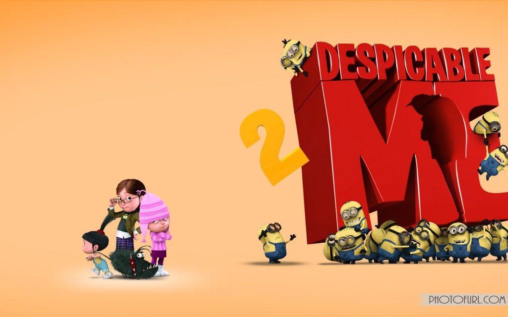 Watch Despicable Me 2 Online Full Movie Free | Kid, Desktop ...