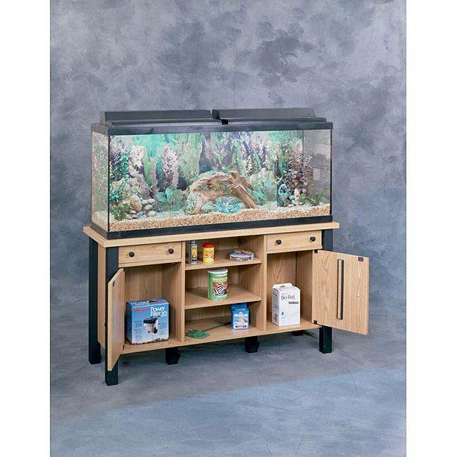 55gallon aquarium stand