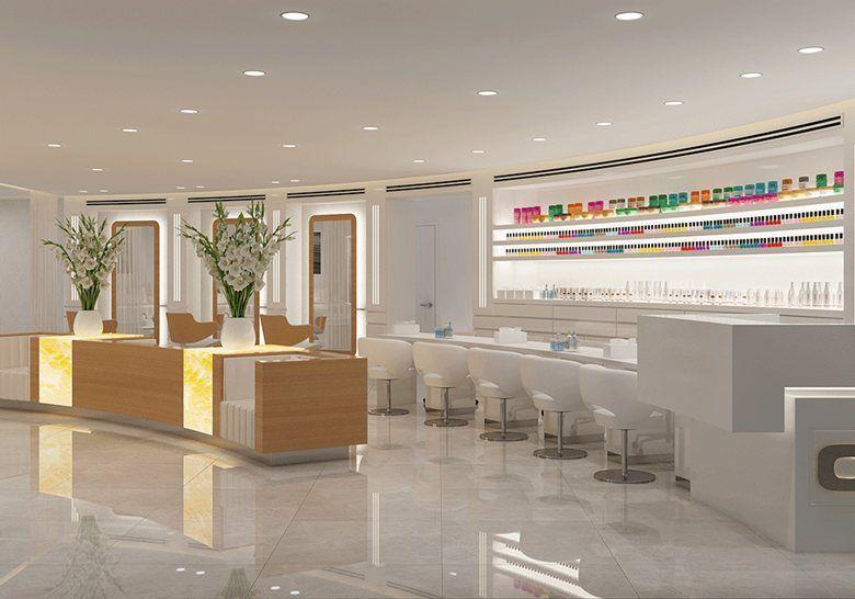 Waldorf Astoria Hotel Beauty Salon design offer