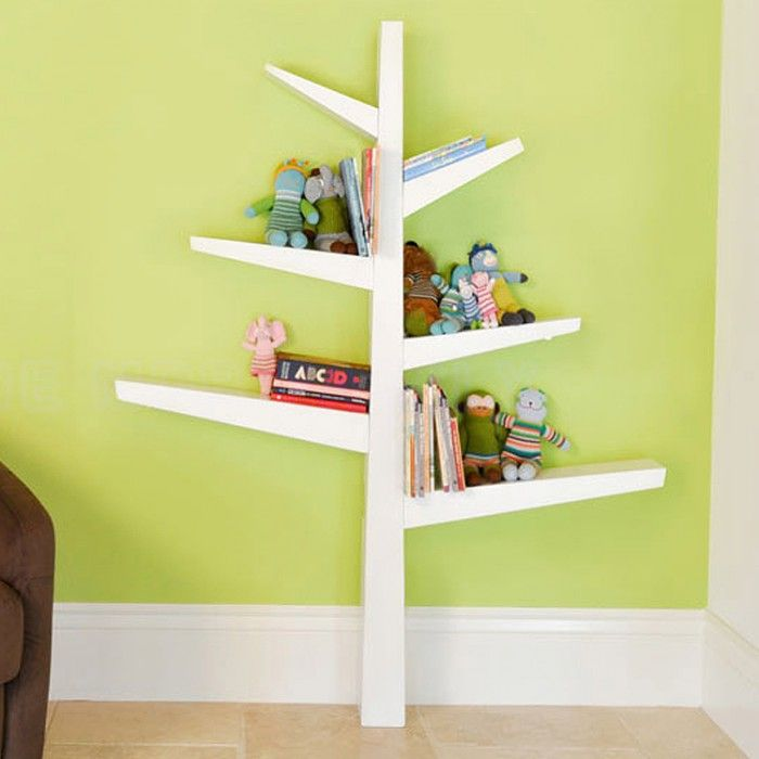 Babyletto Spruce Tree Bookcase Display Baby Tree