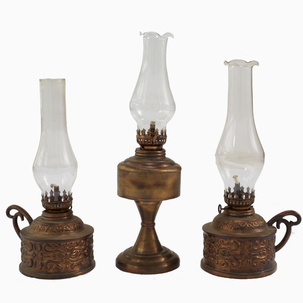 Vintage brass oil lamps from vietnam vignettes pinterest oil vintage brass oil lamps from vietnam geotapseo Gallery