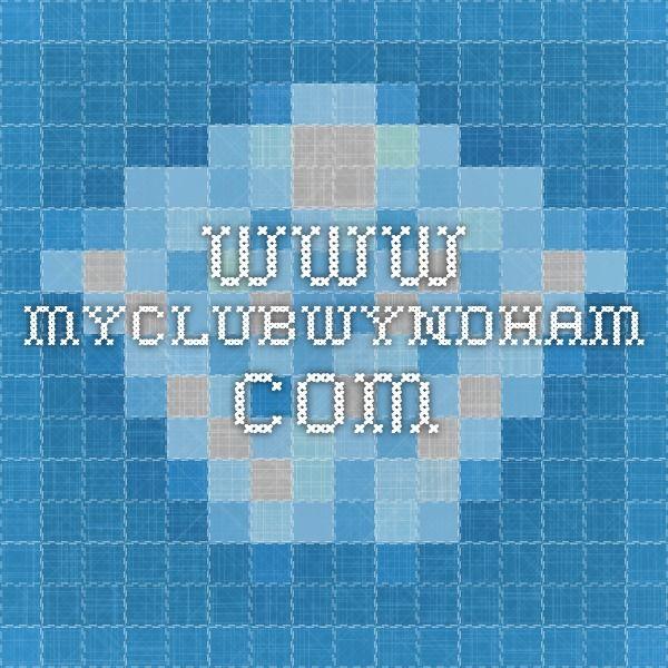 www,myclubwyndham.com