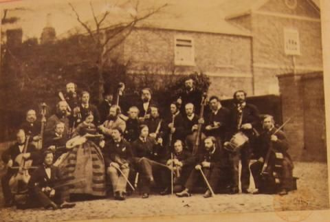 19th century orchestra