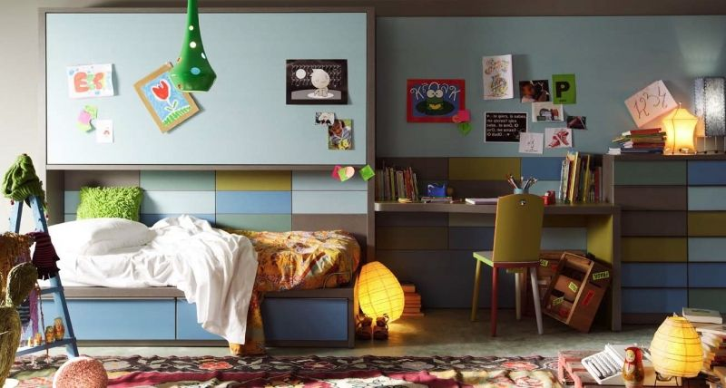 Muebles tatat muebles a tus medidas dormitorios for Muebles juveniles a medida