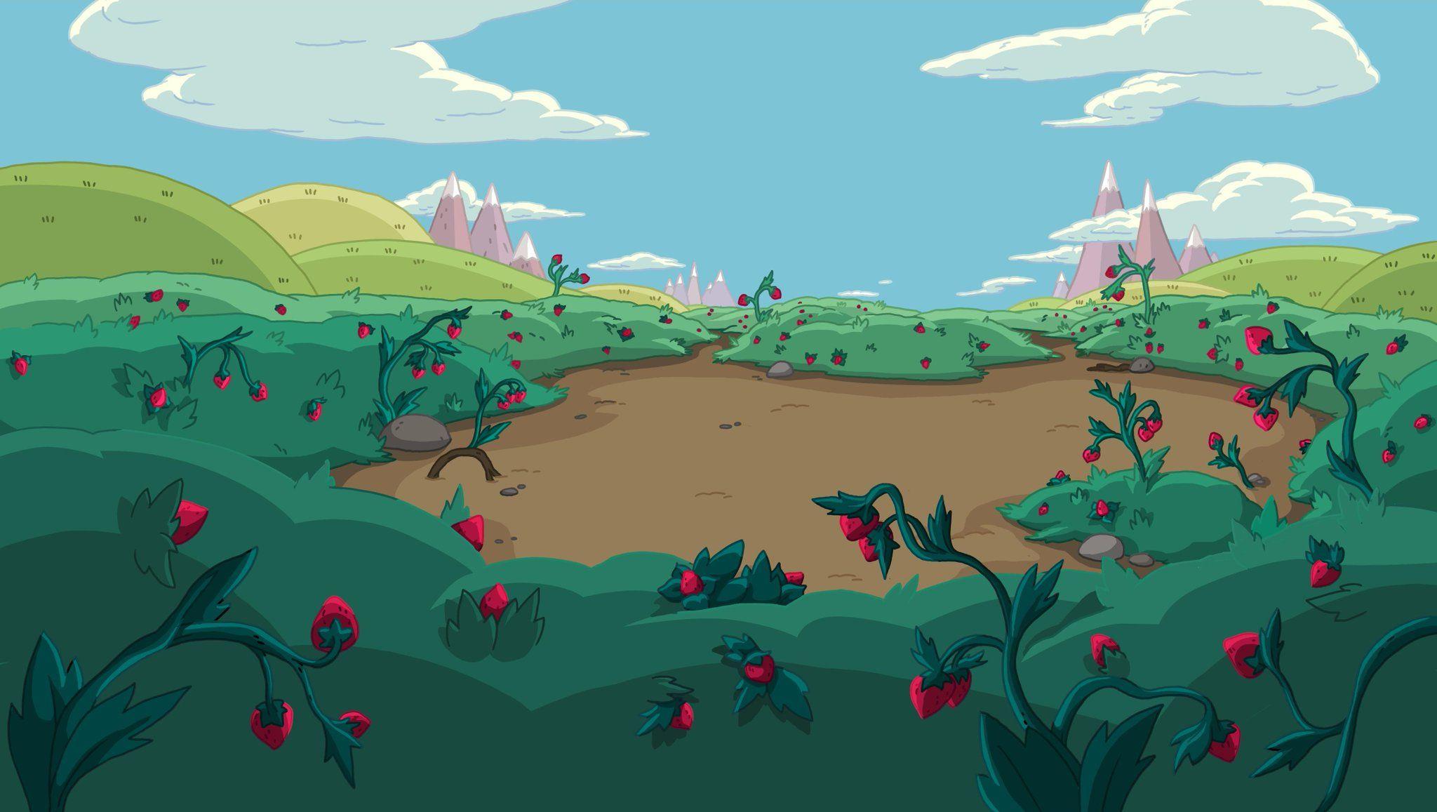 Adventure Time Visuals On Twitter Adventure Time Background Adventure Time Marceline Adventure Time Wallpaper