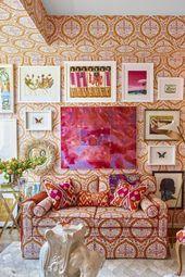 Bohemian Style Decor Ideas