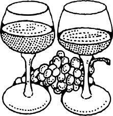 Wine Coloring Page Google Search Free Clip Art Wine Artwork Wine Poster