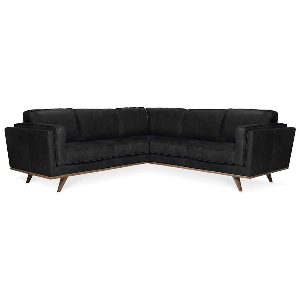 Coco Leather Corner Lounge With Chaise Lounges Living Room Furniture Outdoor Bbqs Har Couches Living Room Chaise Lounge Living Room Living Room Sofa