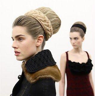 Cable Wool Headband Prada ypkdlzIDH