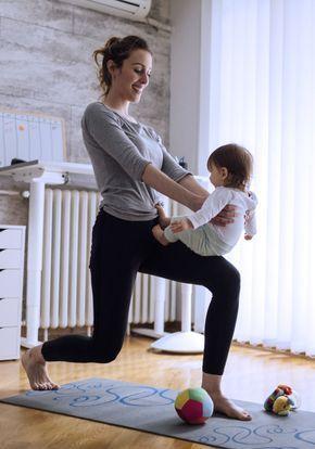 After-Baby-Körper: brillante Ideen für Ihr Training mit Baby!   – Baby/Kinder