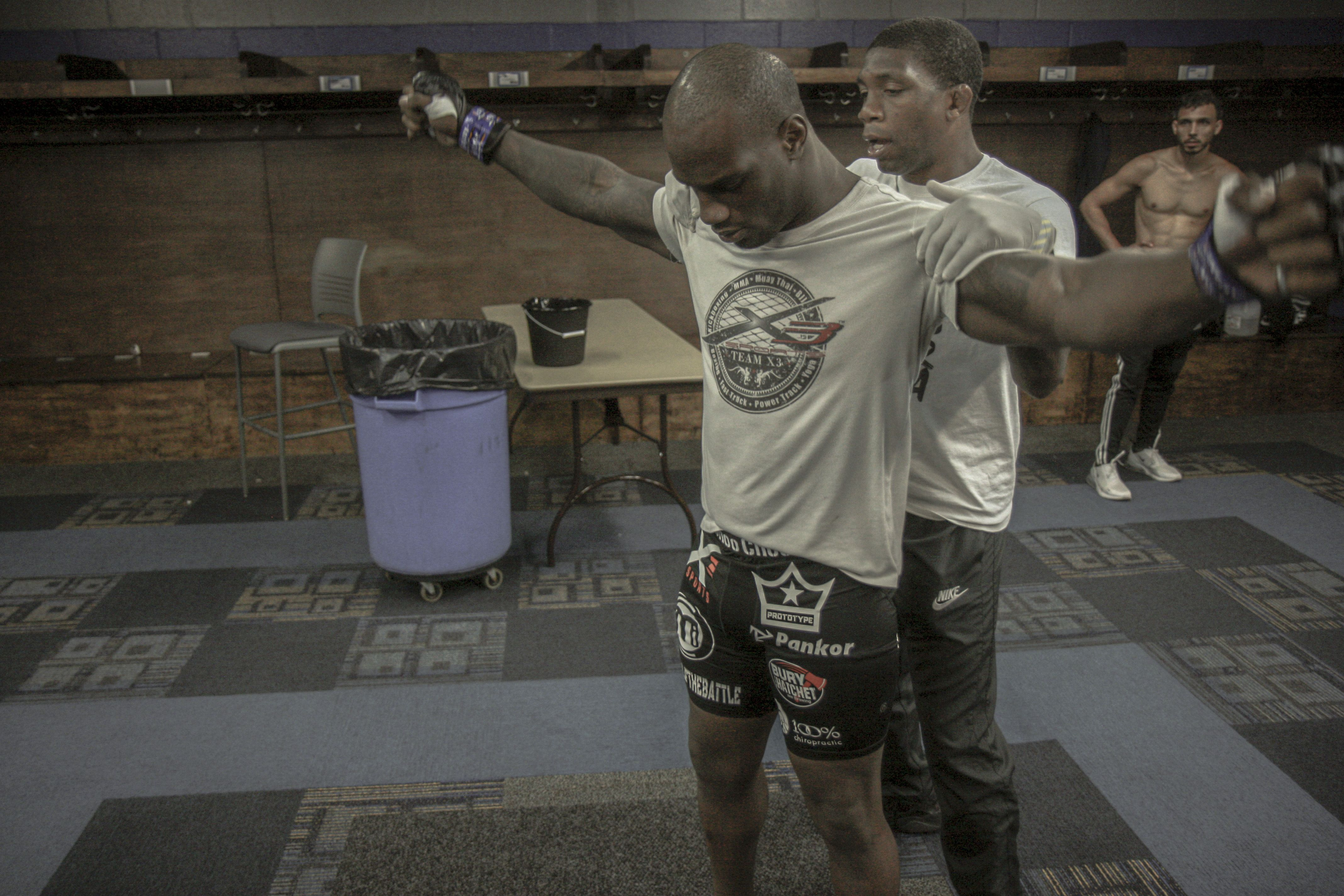 Congratulations To X3 Sports Fighter Jared Gooden On His Recent Win In Empire Fighting Championship 5 Ufc He Is 16 4 And Ready For More Uf In 2020 Ufc Mma Athlete
