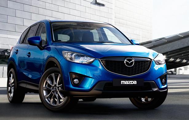 CX 5 Looking good in bright Blue Car Finance 2U Mazda CX