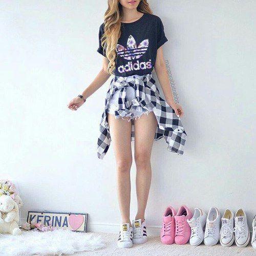 ropa juvenil adidas
