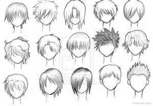 Images Desenho De Cabelo De Anime Cabelo Manga Cabelo Masculino Anime