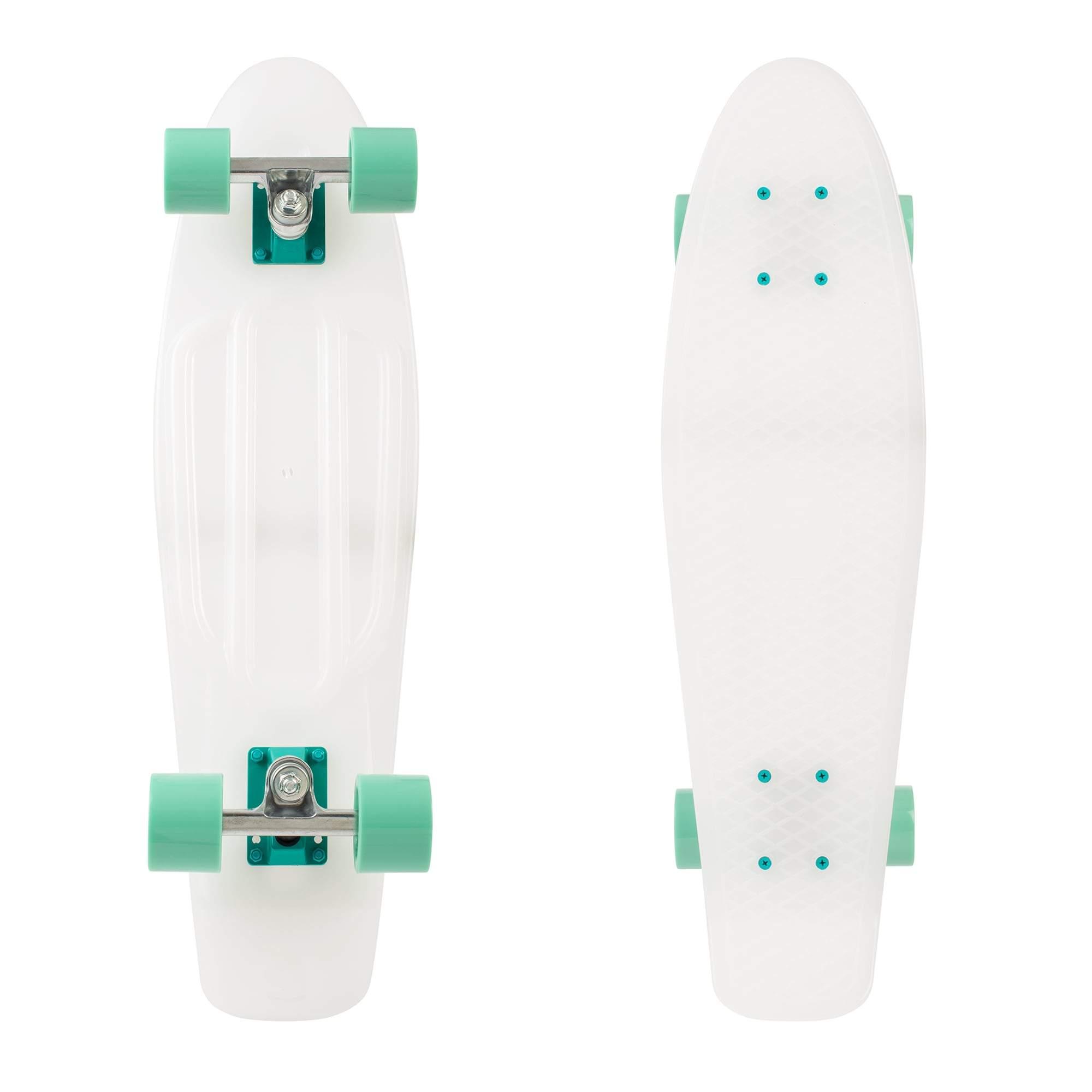 Vintage Skateboard Cruiser Deck 27 x 7 Inches