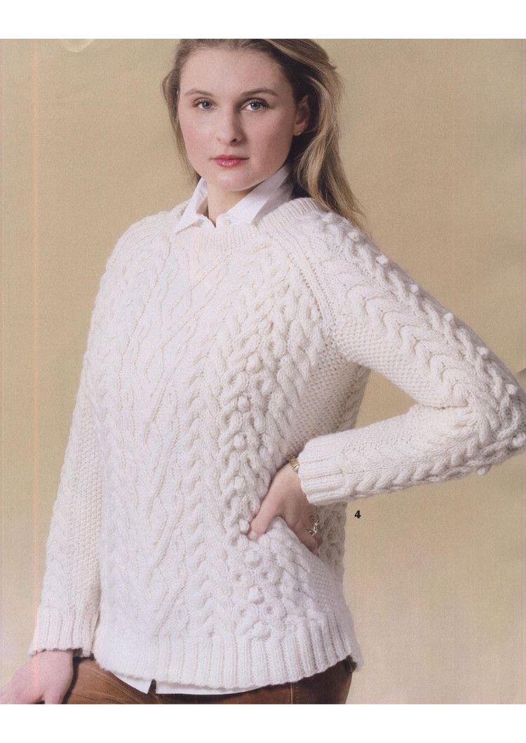 Vogue Knitting Late Winter 2018 - 轻描淡写 - 轻描淡写 | mis tejidos ...