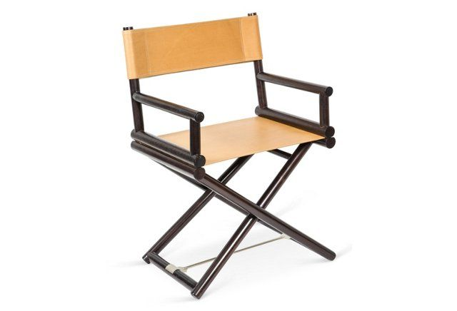 Leather Coach Director S Chair Chair Directors Chair Outdoor