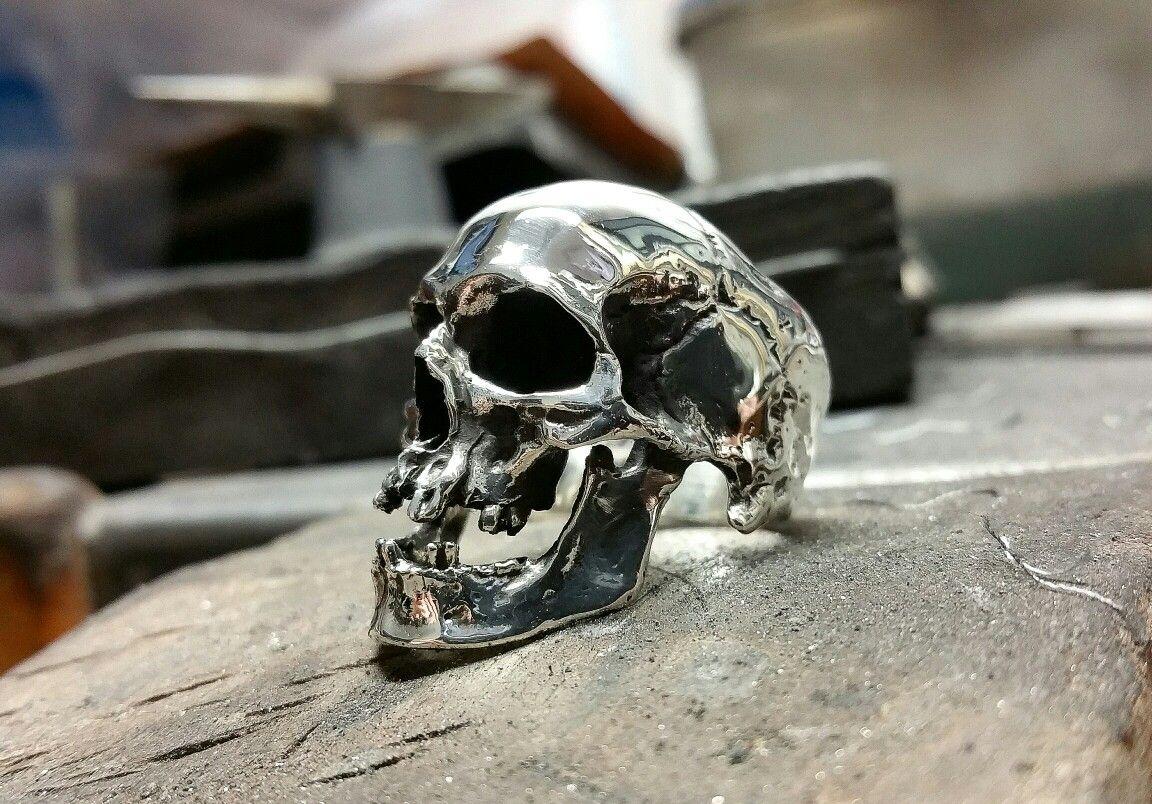 Deadringer Skull Ring