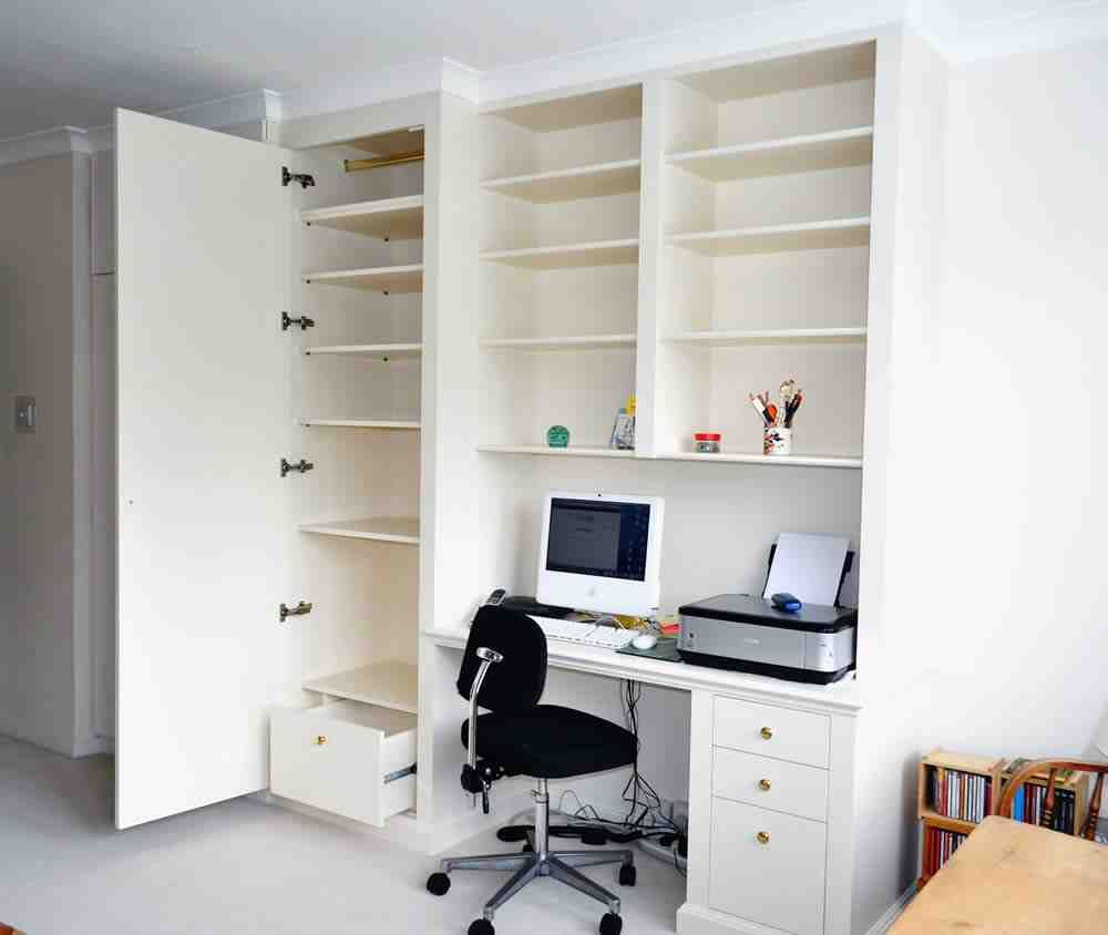 bespoke home office furniture modern home office
