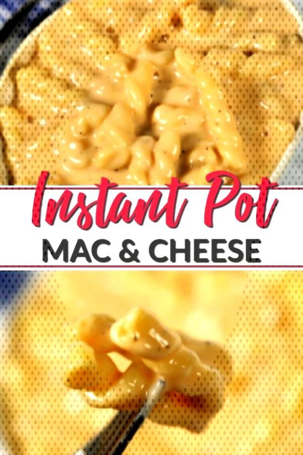 Instant Pot Macaroni and Cheese Nothing is better than this sinfully delicious Instant Pot Macaroni