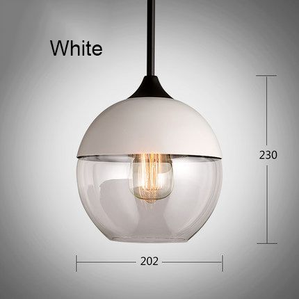 Minimalist iron pendant light with glass shade cylindrical loft minimalist iron pendant light with glass shade cylindrical loft lamp droplight for living dinning room mozeypictures Image collections