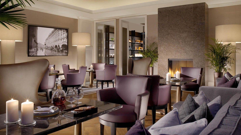 Hotel Schweizerhof Bern Switzerland Lobby Lounge Bar