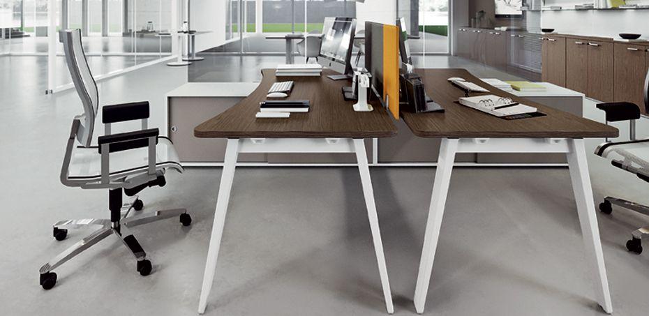 E-Place computer desks by Della Valentina office | Della Valentina ...