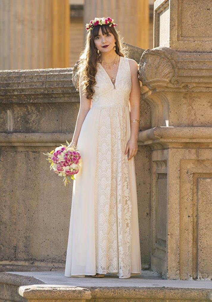 Modcloth Wedding Dress.Mod Cloth Goes Bridal Wedding Ideas Wedding Dresses Modcloth