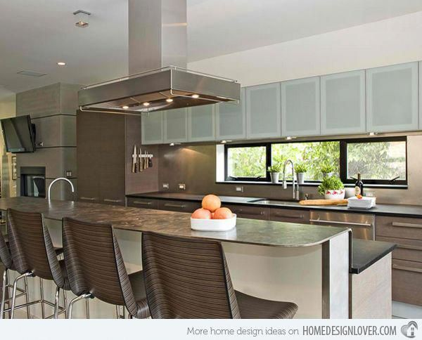 ideas for contemporary designer kitchens home design lover contemporarydesigntrends also rh pinterest
