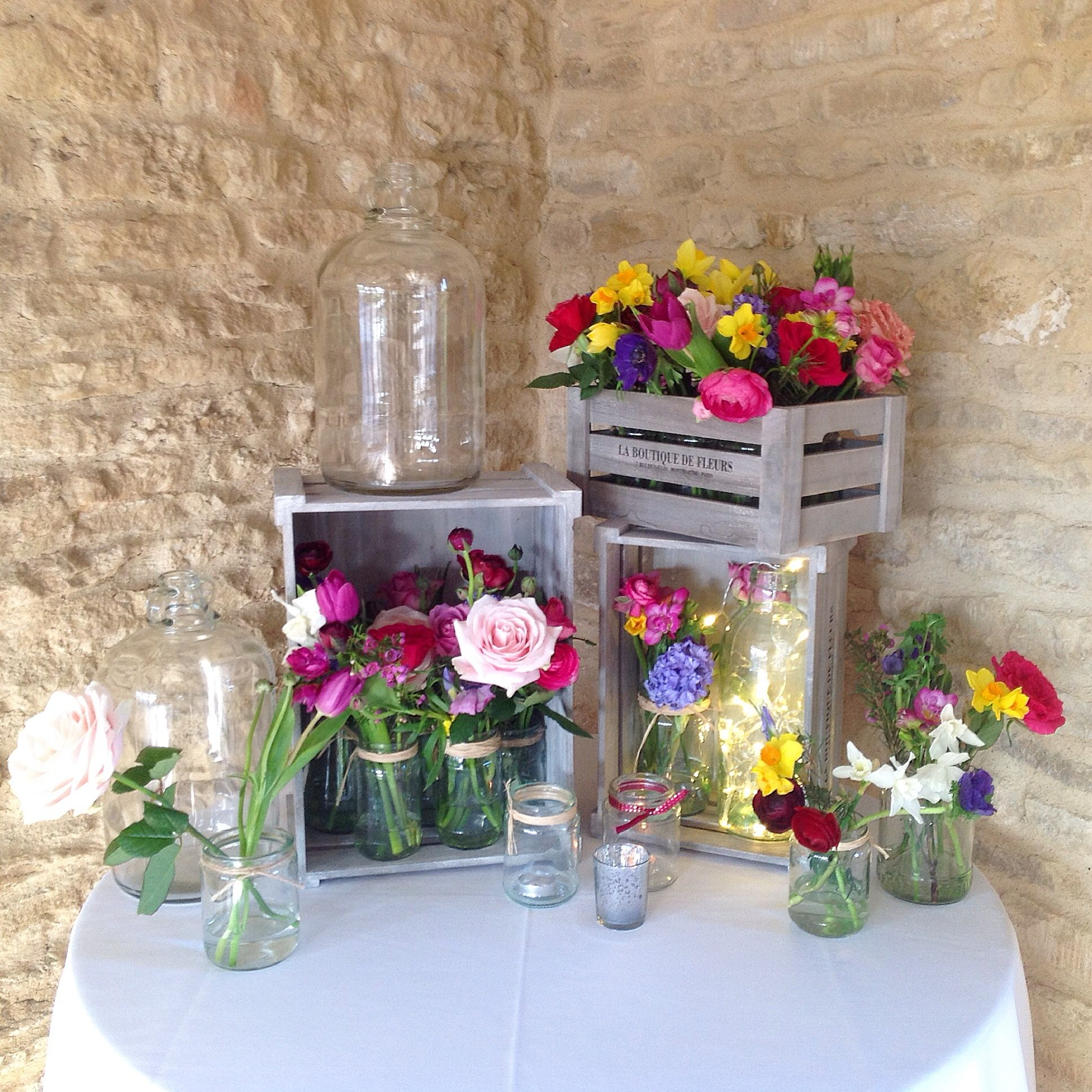 Pin By Kingscote Barn On Wedding Decorations At The