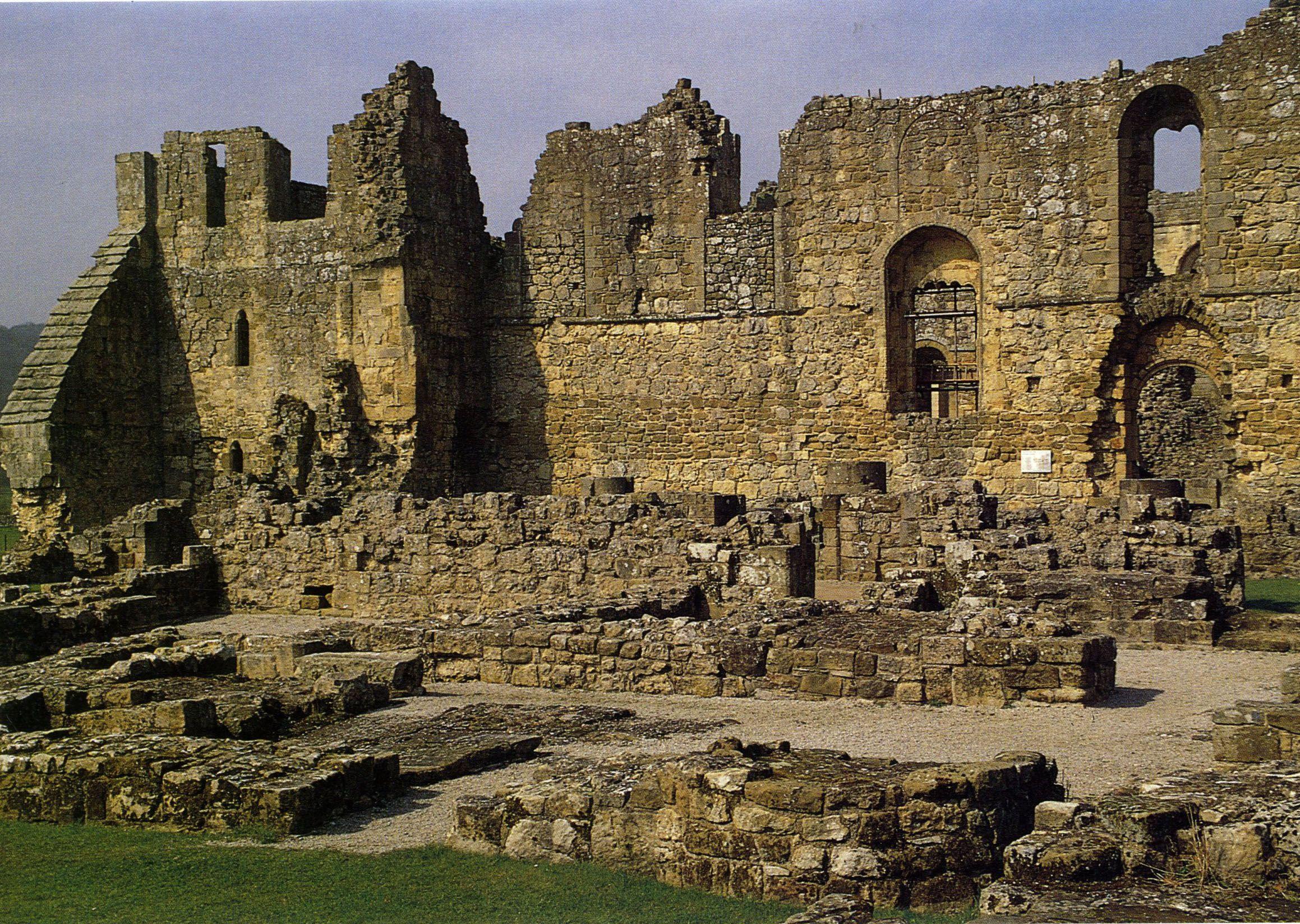 Infirmary Complex of Rievaulx Abbey