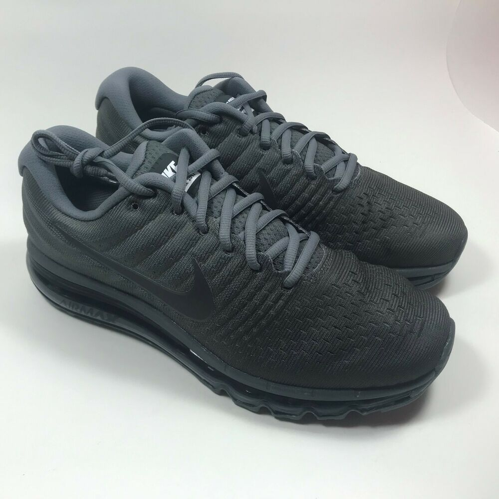 finest selection 2ea14 5b9d7 eBay Sponsored) Nike Air Max 2017 Cool Grey Anthracite Dark ...
