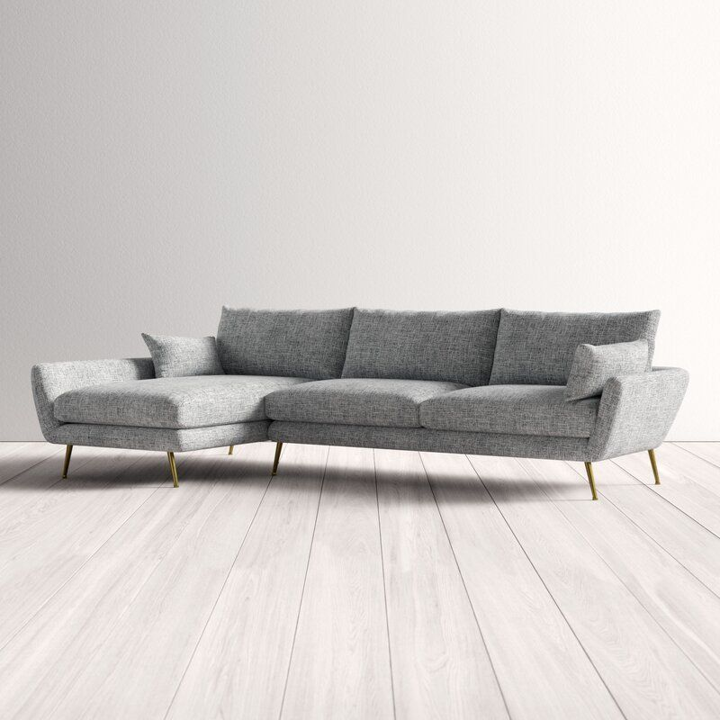aida sectional in 2020  most comfortable couch big sofas