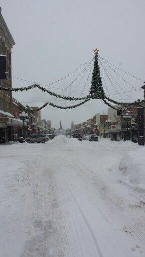 Virginia Minnesota ( mn ) in winter  | Favorite Places in