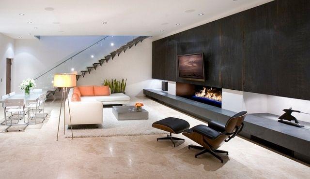 ideen und tipps bei der gestaltung von niedrigen zimmerdecken-gut ... - Moderne Wohnzimmergestaltung