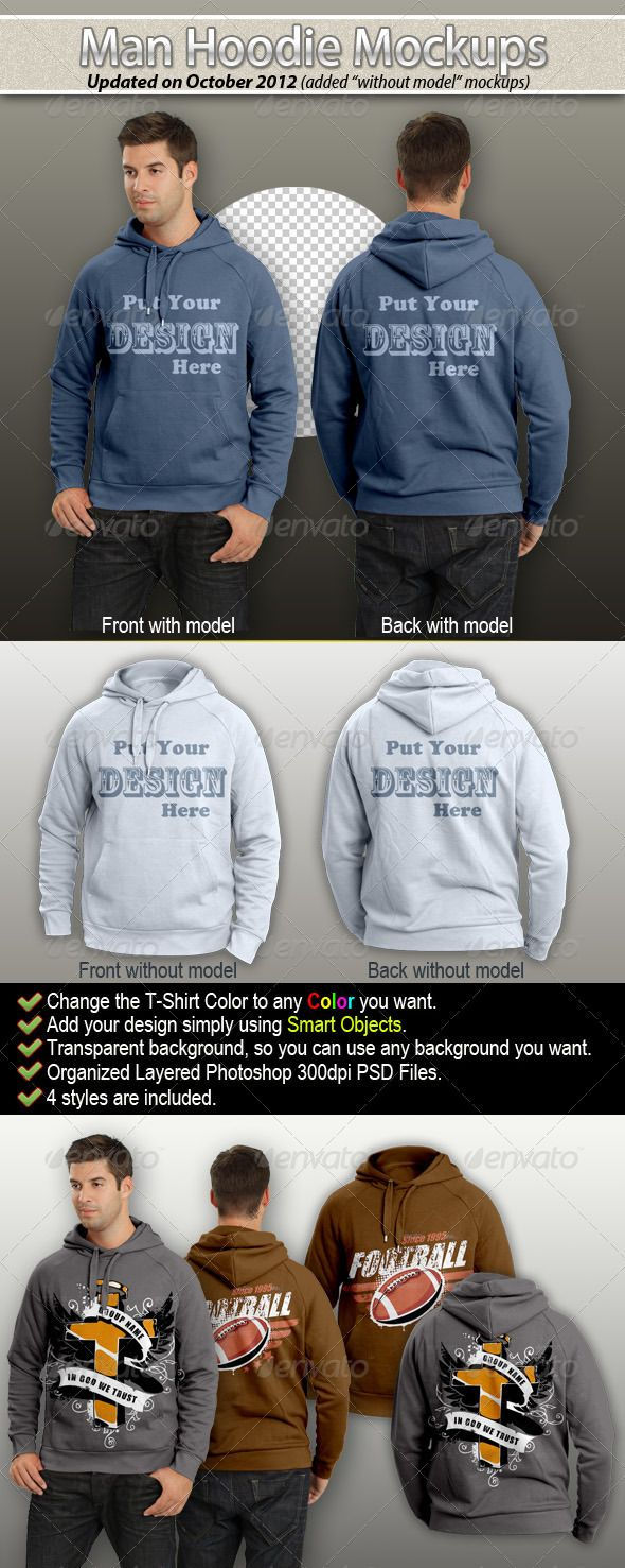 Download Man Hoodie Mockup Photoshop Psd Blank Hoodie Available Here Https Graphicriver Net Item Man Hoodie Mockup 3072171 R Hoodie Mockup Hoodies Men Hoodies