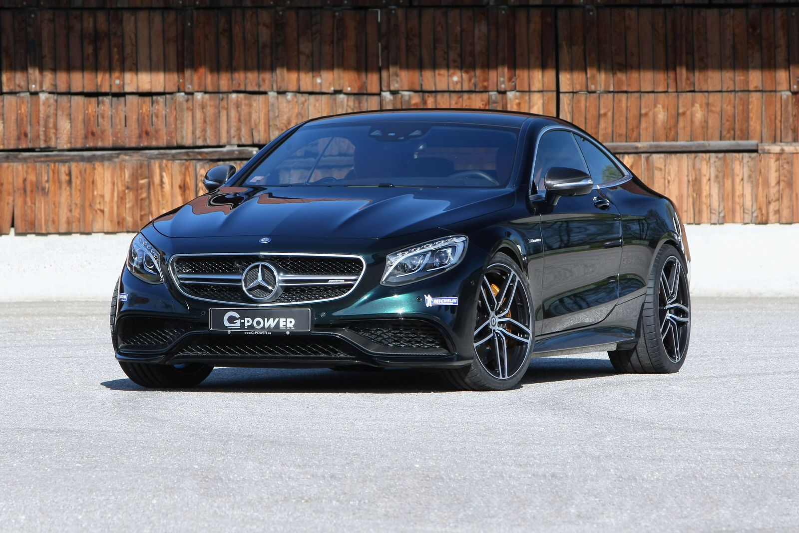 G Power S 695 Hp Merc Amg S63 Coupe Is What You Call A Supercar メルセデスベンツ Amg メルセデスamg スポーツカー